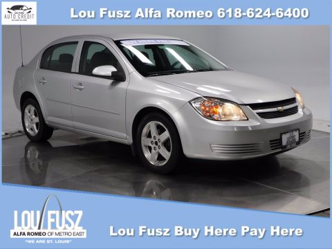 Pre-Owned 2010 Chevrolet Cobalt LT with 2LT