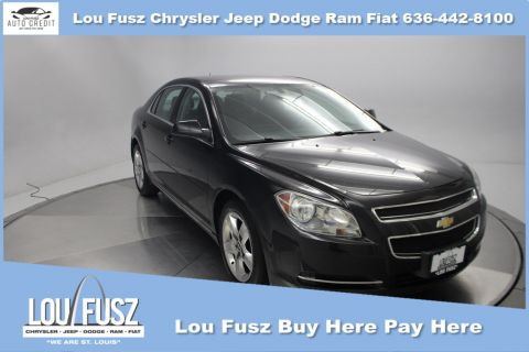 Pre-Owned 2010 Chevrolet Malibu LT with 1LT