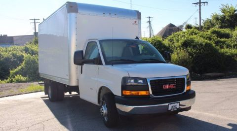 2019 GMC Savana Commercial Cutaway Work Van