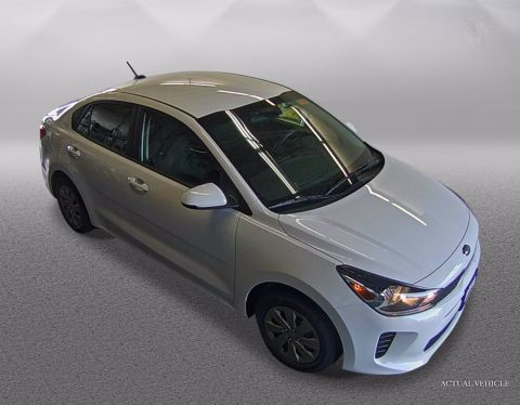 New 2020 Kia Rio LX FWD 4dr Car
