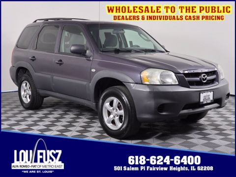 Pre-Owned 2006 Mazda Tribute i FWD Sport Utility