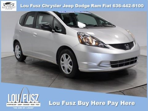 Pre-Owned 2011 Honda Fit