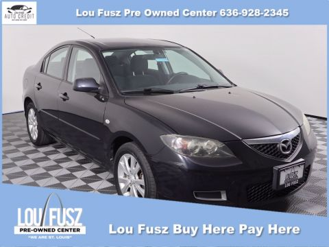 Pre-Owned 2008 Mazda3 i Touring *Ltd Avail FWD 4dr Car
