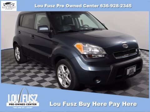 Pre-Owned 2011 Kia Soul + FWD Hatchback